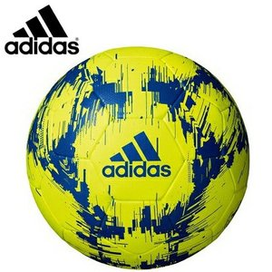adidas アディダス サッカーボール4号球 エックスハイブリッド 小学生用 検定球 AF4653YB|hiyamasp