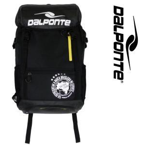 DalPonte ダウポンチ バックパック DPZ95-BLK サッカー フットサル|hiyamasp