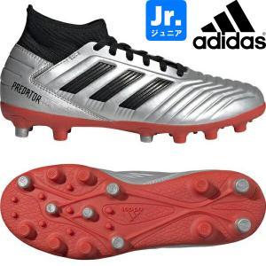 adidas アディダス ジュニア サッカー スパイク プレデター 19.3 ジャパン HG/AG J EF9011|hiyamasp