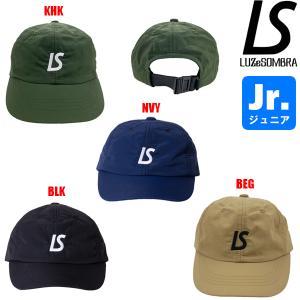 LUZeSOMBRA ルースイソンブラ ジュニア LS B-SIDE キャップ 帽子 LS B-SIDE CAP F1924810 サッカー フットサル|hiyamasp
