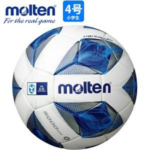 molten モルテン サッカーボール4号球 ヴァンタッジオ5000キッズ 小学生用 検定球 F4A5000 hiyamasp