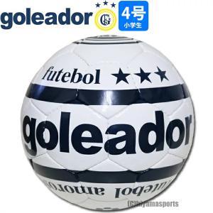 goleador【ゴレアドール】 サッカーボール 4号球 小学生用 G-1109 hiyamasp