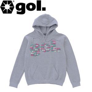 gol. ゴル スウェットパーカー G994-743-GRY サッカー フットサル|hiyamasp