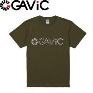 GAViC ガビック ブランドロゴTシャツ 半袖Tシャツ GA4481-DGN サッカー フットサル|hiyamasp
