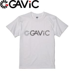 GAViC ガビック ブランドロゴTシャツ 半袖Tシャツ GA4481-WHT サッカー フットサル|hiyamasp