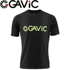 GAViC ガビック プラクティスシャツ 半袖プラシャツ GA8077-BLKBLK サッカー フットサル|hiyamasp