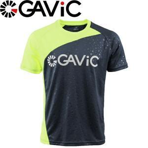 GAViC ガビック プラクティスシャツ 半袖プラシャツ GA8079-NVY サッカー フットサル|hiyamasp