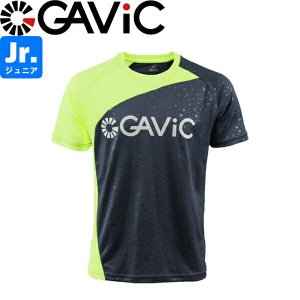 GAViC ガビック ジュニア プラクティスシャツ 半袖プラシャツ GA8579-NVY サッカー フットサル|hiyamasp