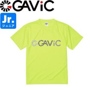 GAViC ガビック ジュニア プラクティスシャツ 半袖プラシャツ GA8605-YEL サッカー フットサル|hiyamasp