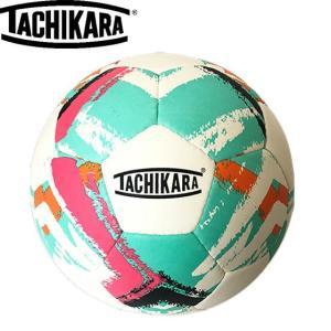 TACHIKARA タチカラ フリースタイルフットボール GUM FOOTBALL 4.5 HF4-303|hiyamasp