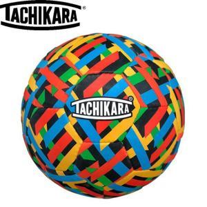 TACHIKARA タチカラ フリースタイルフットボール GUM FOOTBALL 4.5 HF4-305|hiyamasp