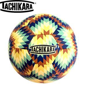 TACHIKARA タチカラ フリースタイルフットボール GUM FOOTBALL 4.5 HF4-307|hiyamasp