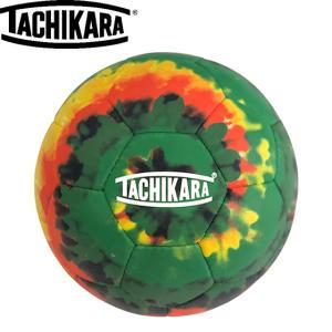 TACHIKARA タチカラ フリースタイルフットボール GUM FOOTBALL 4.5 HF4-308|hiyamasp