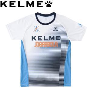 KELME ケレメ×JOGARBOLA ジョガボーラ プラクティスシャツ プラシャツ ケルメ KC20S104-WHT サッカー フットサル|hiyamasp