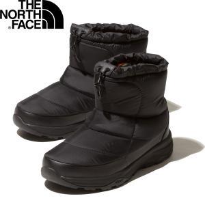 THE NORTH FACE ザ・ノースフェイス ヌプシブーティーウォータープルーフVIショート NF51874-K ゴールドウィン国内正規ライセンス商品|hiyamasp