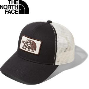 THE NORTH FACE ザ・ノースフェイス トラッカーメッシュキャップ Trucker Mesh Cap NN02043-K ゴールドウィン国内正規ライセンス商品|hiyamasp