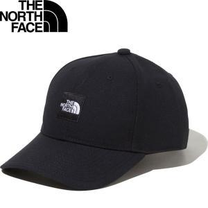 THE NORTH FACE ザ・ノースフェイス スクエアロゴキャップ Square Logo Cap NN41911-K ゴールドウィン国内正規ライセンス商品|hiyamasp