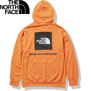 THE NORTH FACE ザ・ノースフェイス バックスクエアロゴフーディ Back Square Logo Hoodie NT12142-LX ゴールドウィン国内正規ライセンス商品|hiyamasp
