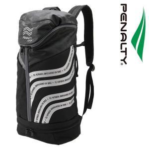 PENALTY ペナルティ RAIZハイス ベンチレーションバックパック PB0532-BLK サッカー フットサル|hiyamasp