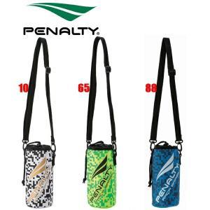 PENALTY ペナルティ ウォーターボトルケース スクイズボトルケース キャリー ボトルカバー  サッカー フットサル 1リットル PE9655|hiyamasp