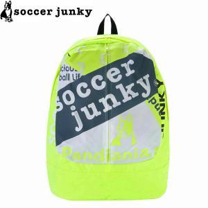 soccer junky サッカージャンキー バックパック Individuality+3 SJ21060-FYL サッカー フットサル|hiyamasp