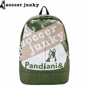 soccer junky サッカージャンキー バックパック Individuality+3 SJ21060-KHK サッカー フットサル|hiyamasp