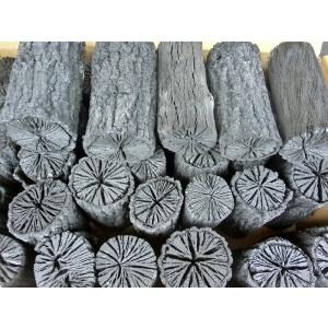 茶道 道具炭 大分椚炭(くぬぎ炭)丸切炭15cm(大中小)5kg 自社製