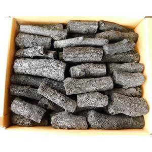 木炭 炭  大分椚炭(くぬぎ炭)丸切炭不揃い5kg径2-8cm 生産地 大分県