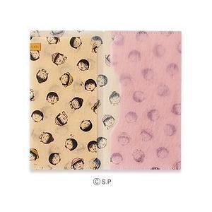 日本製 抗菌マスクケース ちびまる子ちゃんづくし わびさびファイル|hiyoshiya