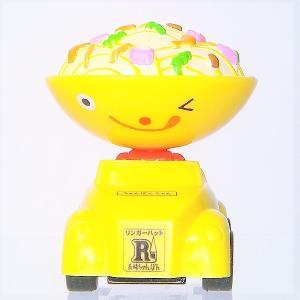 リンガーハット 長崎ちゃんぽん ちゃんぽんちゃん プルバックカー ミニカー 非売品|hiyoshiya