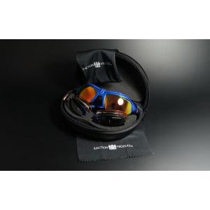 ジャンクションプロデュース【jps-4】スポーツサングラス 偏光グラスケース付き 全3色から選択|hkbsports