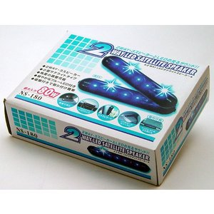 2WAY LEDサテライトスピーカーNS-180【K&M】 hkbsports
