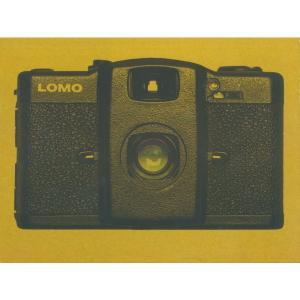 LOMO LC-A Big Book Lomography トイカメラ ロモグラフィー
