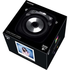 フジフイルム インスタントカメラ instax SQUARE SQ 10 「チェキ」ブラック hkd-tsutayabooks
