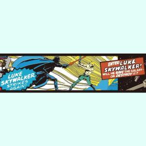 【ネコポス発送】スター・ウォーズ マスキングテープ COMIC タイプA STAR WARS hkd-tsutayabooks