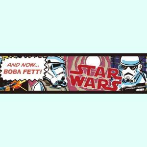 【ネコポス発送】スター・ウォーズ マスキングテープ COMIC タイプB STAR WARS hkd-tsutayabooks