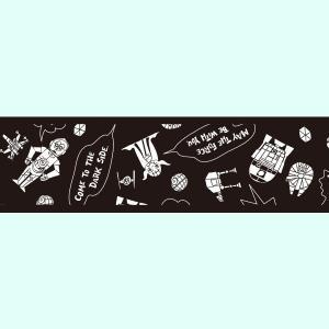 【ネコポス発送】スター・ウォーズ マスキングテープ POP タイプA STAR WARS hkd-tsutayabooks