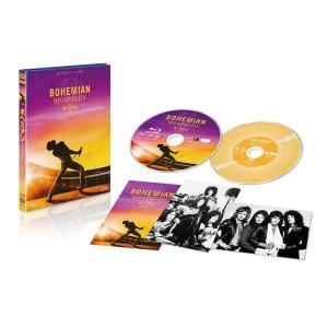 【ネコポス発送】ボヘミアン・ラプソディ 2枚組ブルーレイ&DVD 初回限定盤|hkd-tsutayabooks