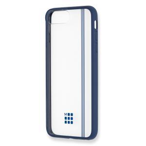 【ネコポス発送】MOLESKINE iPhone Plus ケース ペーパーバンド ブルー モレスキン hkd-tsutayabooks