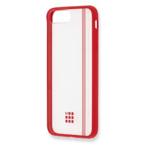 【ネコポス発送】MOLESKINE iPhone Plus ケース ペーパーバンド レッド モレスキン hkd-tsutayabooks