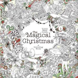Magical Christmas 大人の塗り絵 マジカルクリスマス まほうのクリスマス