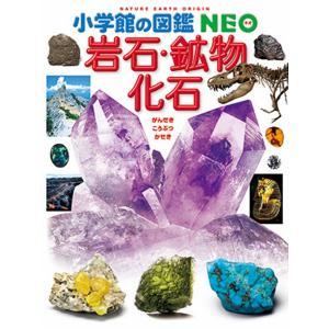 小学館の図鑑NEO 岩石・鉱物・化石|hkd-tsutayabooks