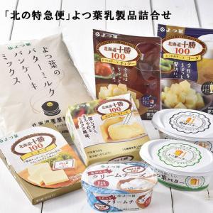 (14048)「北の特急便」よつ葉乳製品詰合せ hkiosk
