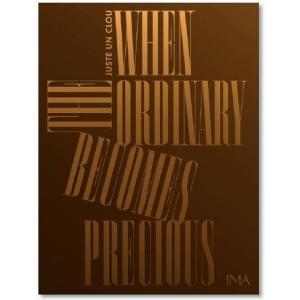 WHEN THE ORDINARY BECOMES PRECIOUS|hkt-tsutayabooks