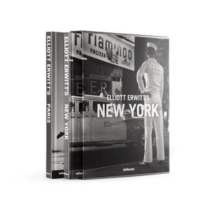 【洋書】Elliott Erwitt:New York/Paris Box Set|hkt-tsutayabooks