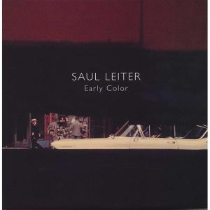 SAUL LEATER『Early Color』|hkt-tsutayabooks