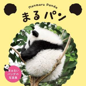 まんまるパンダ まるパン まぁるいパンダの写真集|hkt-tsutayabooks