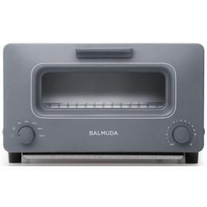 残りわずか BALMUDA The Toaster トースター バルミューダ K01E-GW グレー ラッピング不可|hkt-tsutayabooks