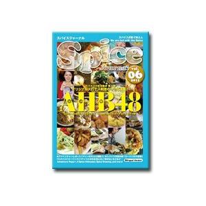 スパイスジャーナル Spice Journal vol.06 2011|hkt-tsutayabooks