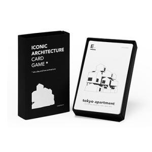 アイコニック 建築カードゲーム hkt-tsutayabooks